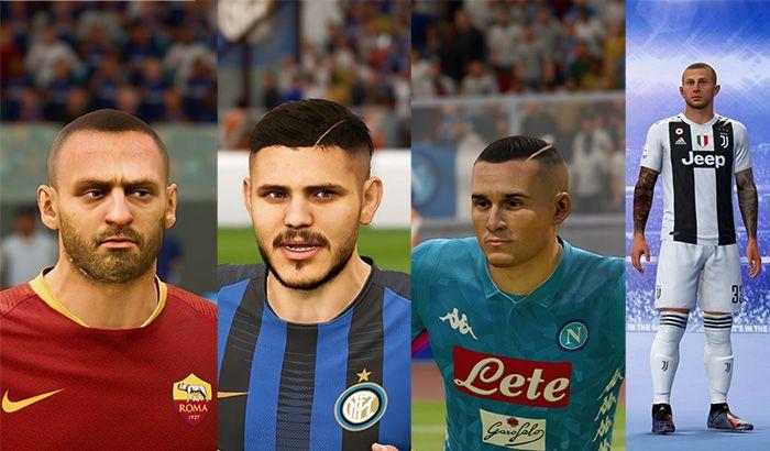 دانلود فیس پک برای FIFA 19 ورژن 1 توسط ApasZ