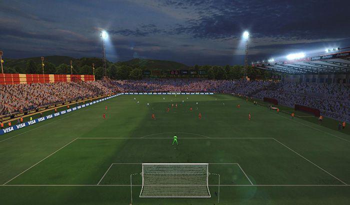 دانلود استادیوم Municipal de Montilivi برای PES 2017 توسط Goip
