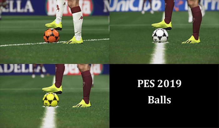 دانلود توپ Adidas Tango Espana برای PES 2019