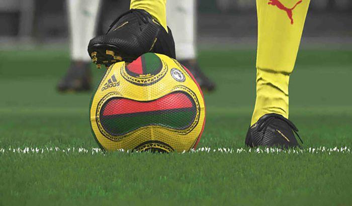دانلود توپ Adidas Wawa ABA برای PES 2019