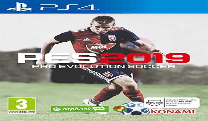 دانلود آپشن فایل V7 برای PS4 بازی PES 2019 توسط Zsolt72