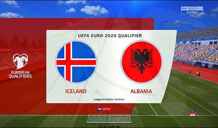 اسکوربورد مقدماتی Euro 2020 qualifying برای PES 2017 توسط JAS