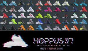 دانلود پک کفش 2019 برای PES 2019 ورژن 6 توسط Hoppus117