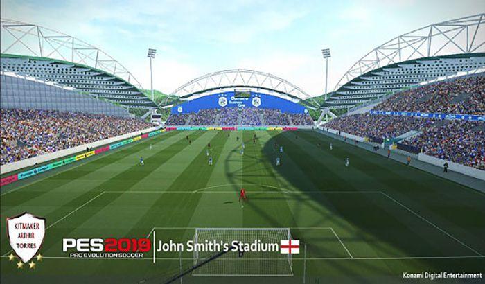 دانلود استادیوم John Smith's برای PES 2019 توسط Arthur Torres