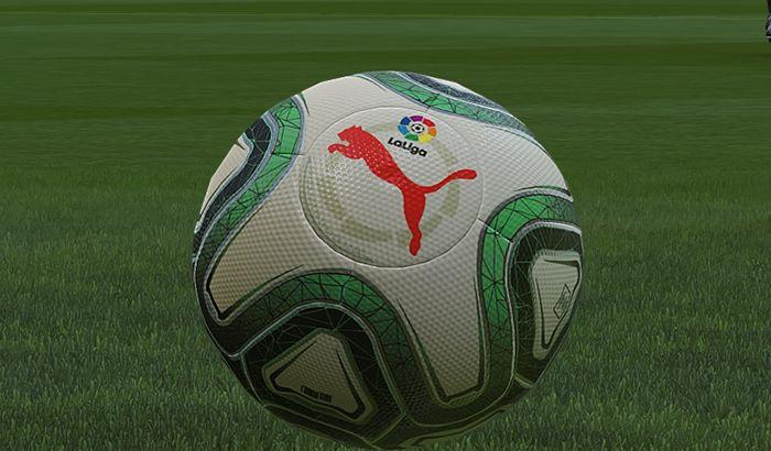 دانلود توپ لیگ اسپانیا 2019/2020 برای PES 2019 توسط Txak