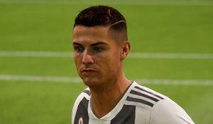 دانلود فیس Ronaldo V2 برای FIFA 19
