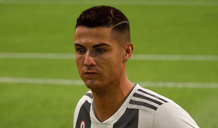 دانلود فیس Ronaldo V2 برای FIFA 19 نسخه PC