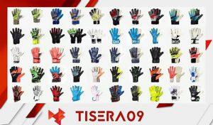 پک دستکش دروازبان V11 برای PES 2017 توسط Tisera09
