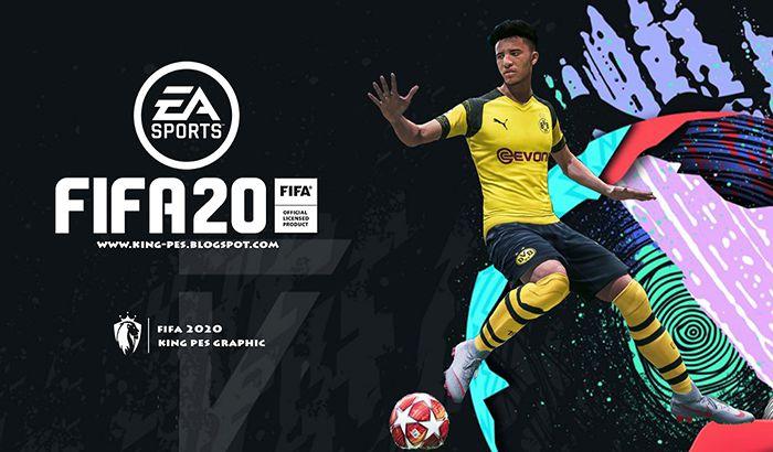 پچ گرافیک FIFA 20 برای PES 2017 توسط Last Fiddler