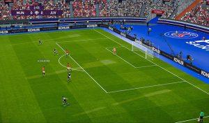 استادیوم Parc des Princes برای PES 2020 – استادیوم PSG برای PES 2020