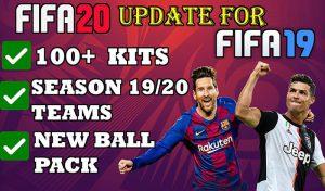 دانلود GIGA Mod AIO برای FIFA 19 + آپدیت انتقالات 2020
