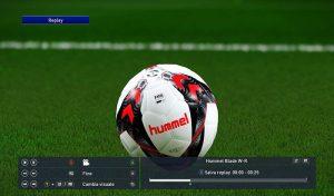 توپ Hummel Blade Ball برای PES 2020 توسط Vito