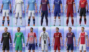 فیس پک AIO برای FIFA 19 توسط FCB17
