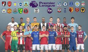 آپشن فایل آپدیت لیگ انگلیس برای PES 2020 PS4