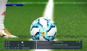 دانلود توپ لیگ آرژانتین 2019/2020 برای PES 2020 توسط Vito