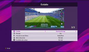 استادیوم استمفورد بریج Stamford Bridge برای PES 2020 دمو – نسخه Beta