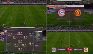 دانلود اسکوربورد Bundesliga V0.5 برای PES 2020 توسط 1002MB
