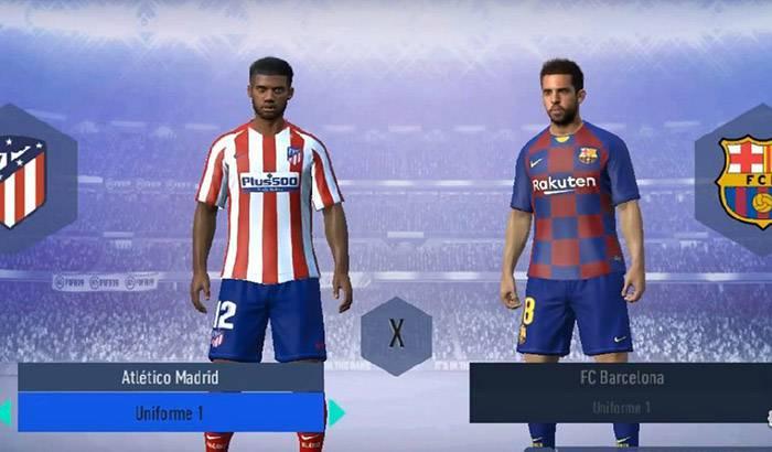 پک تتو و کیت فصل 2019/2020 برای FIFA 14