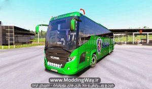 دانلود اتوبوس Scania Touring Bus برای یورو تراک 2