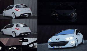 دانلود ماشین PEUGEOT 308 برای یورو تراک 2
