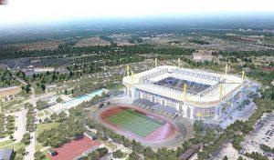 دانلود استادیوم Signal Iduna Park برای PES 2020