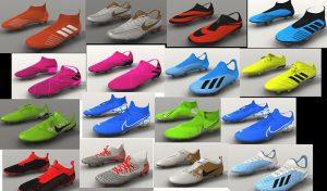 دانلود پک کفش BootPack V5.0 برای FIFA 19 توسط AdioszPL