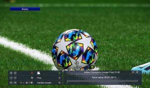 توپ لیگ قهرمانان اروپا برای PES 2020 فصل 2019/2020