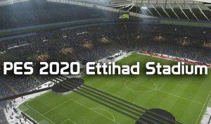 دانلود استادیوم اتحاد برای PES 2020 – استادیوم Ettihad در PES 2020