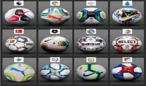 دانلود توپ پک V.1 برای PES 2020 Ballserver