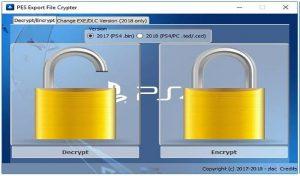 نرم افزار pesXdecrypter برای PES 2020 توسط Zlac