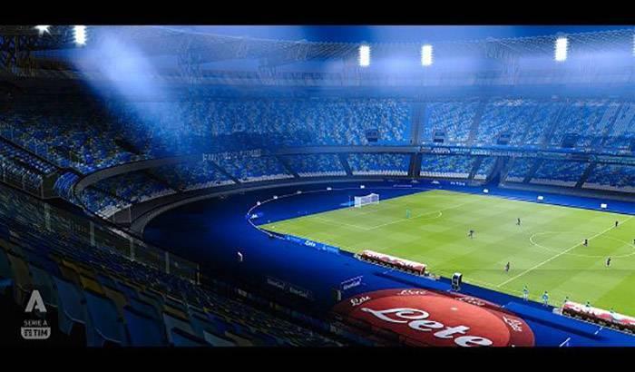 استادیوم San Paolo برای PES 2020