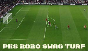 دانلود چمن Swag Turf برای eFootball PES 2020