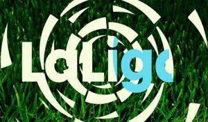 لوگو تصویر آهسته لالیگا 2020 برای PES 2020 ( ری پلی لوگو لالیگا 2020 )