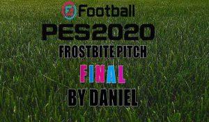 دانلود چمن FrostBite برای eFootball PES 2020 نسخه Final