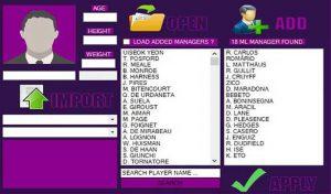 دانلود ابزار ML Coach Tool v1.0 برای PES 2020 – تغییر مربی مسترلیگ PES 2020