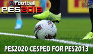 دانلود پک چمن New Turf HD PES 2020 برای PES 2013