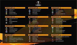 کیت پک تیم های لیگ اروپا 2020 برای PES 2013
