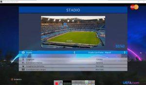 دانلود استادیوم جدید San Paolo برای PES 2017