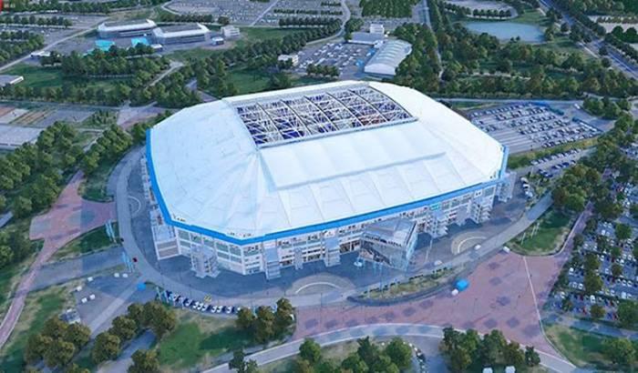 نمای بیرونی استادیوم Veltins-Arena و Maracana برای PES 2020