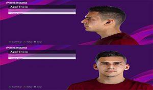 فیس Fabián Balbuena برای PES 2020 توسط Lucas