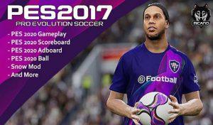 مود PES 2020 Full ModPack برای PES 2017 توسط Micano4u
