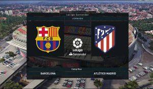 اسکوربورد لالیگا Laliga V1 برای PES 2020 – فصل 2019/2020