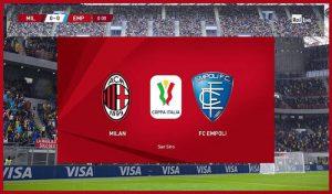 اسکوربورد Coppa Italia برای PES 2020 توسط Unknown32