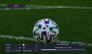 دانلود توپ Uniforia Euro 2020 برای PES 2020 توسط Vito