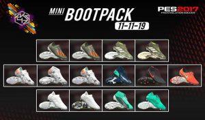 پک کفش Bootpack 11.11.19 برای PES 2017 توسط AKC-47