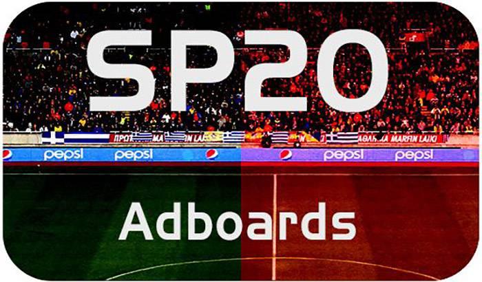 دانلود پک ادبورد فصل 2020 برای پچ اسموک PES 2020