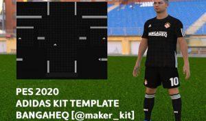 دانلود تمپلت کیت Adidas Concept برای PES 2020 – مخصوص کیت میکر ها
