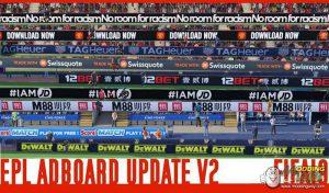پک ادبورد 2019/2020 لیگ انگلیس V2 برای FIFA 19