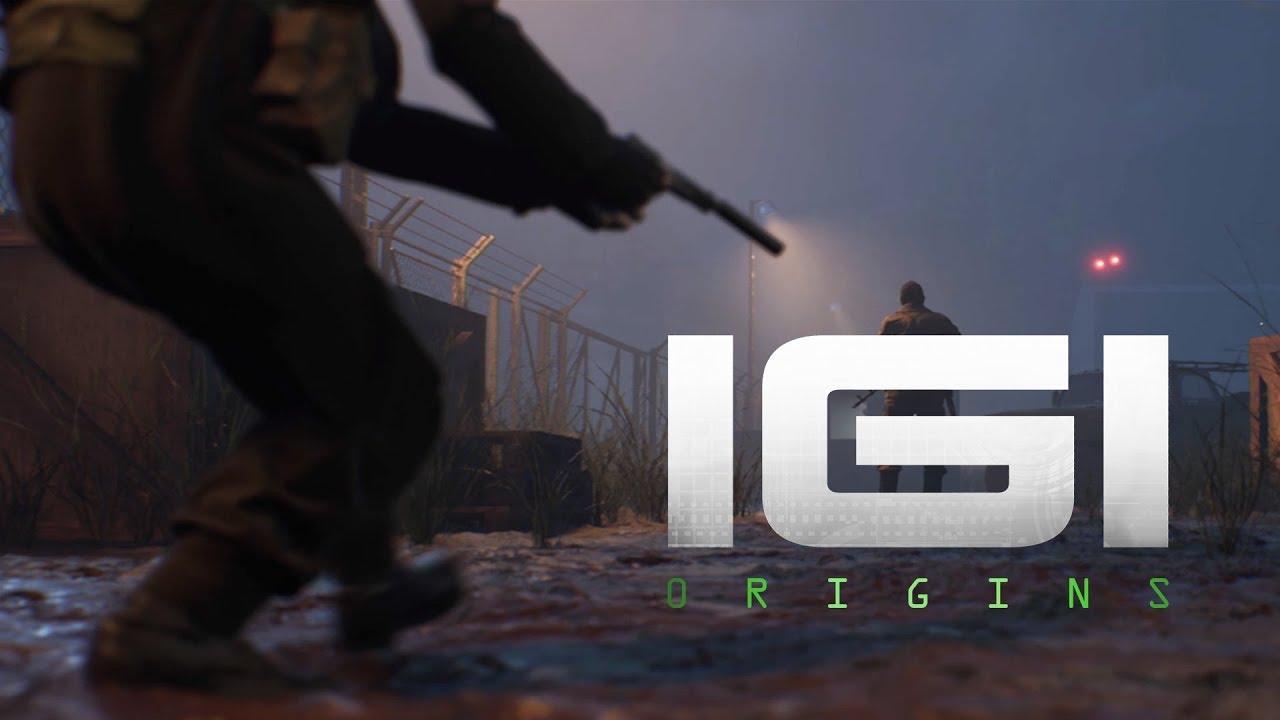 تریلر رسمی بازی تفنگی I.G.I Origins برای PC