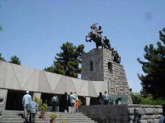 آرامگاه نادر شاه افشار در شهر تاریخی مشهد